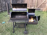 Old Country over/under temp issues - The Texas BBQ Forum